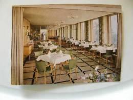 Homburg -Saar - Schlossberg Hotel -Café Restaurant  D102880 - Zonder Classificatie