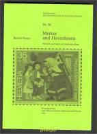 Merkur Und Hexenbesen Märchen Und Sagen Als Motivsammlung / Les Contes En Tant Que Thème Philatélique - Tematica