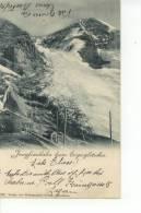 Jungfraubahn Beim Eigergletscher 1912 - BE Berne