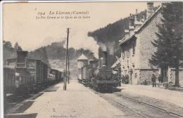 15 CANTAL LE LIORAN Pic Griou  LA GARE  TBE - Autres Communes