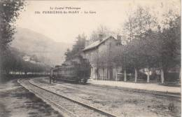 15 CANTAL FERRIERES ST MARY LA GARE  TBE - Andere Gemeenten