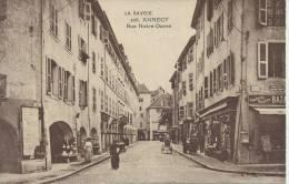 74 - ANNECY - Haute-Savoie - Rue Notre Dame - France