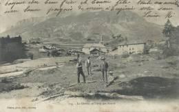 74 - LA GIETTAZ Et Porte Des ARAVIS - Haute-Savoie - Vue Générale - Autres Communes
