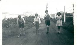 BOECHOUT Enfants Devant La Voie De Chemin De Fer Train Maison 1939 - Boechout