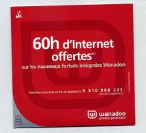 Kit Connexion Internet Wanadoo - Connection Kits