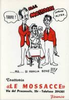 FIRENZE TRATTORIA LE MOSSACCE 1970 - Ristoranti