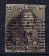 BelgiumOBP 1 Used - 1849 Epaulettes