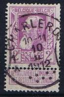 Belgium OBP 80 , 1905, Used Obl - 1905 Grosse Barbe