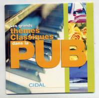 Cd Cidal Les Grands Themes Classiques Dans La Publicité - CD