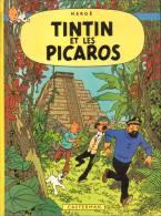 BD Tintin Et Les Picaros EO 1976 - Casterman - Hergé - Tintin