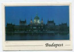 HUNGARY - AK 151034 Budapest - Parliament - Hungría