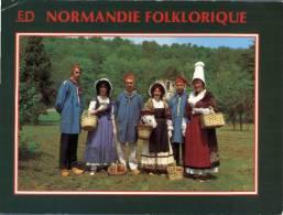 (105) France - Normandie - Costumi