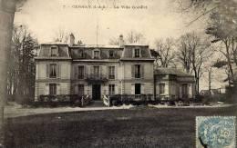 78 --CERNAY- La Villa Godard - Cernay-la-Ville