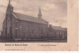 Souvenir De Braine-le-Comte 27: L'Eglise Des Récolletines 1902 - Braine-le-Comte