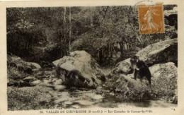 78 -Vallée De CHEVREUSE--CERNAY--la-VIL LE- La  Cascade - Cernay-la-Ville