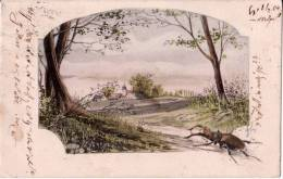Lucanus Cervus  ,  1904 - Animaux & Faune