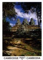 CAMBODIA - TA KEO TEMPLE- ANGKOR THOM - SIEM REAP - MINT QUALITY - Cambodia