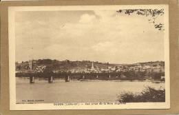 44  OUDON   VUE  PRISE  DE  LA  RIVE  ANGEVINE  (+  PONT ) - Oudon