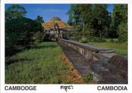 CAMBODIA - BAPHUON TEMPLE- ANGKOR THOM - SIEM REAP - MINT QUALITY - Cambodia