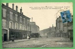 92 ISSY-les-MOULINEAUX - Avenue De Verdun - Carrefour De La Ferme Des Moulineaux - Issy Les Moulineaux