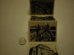 Carnet De 12 Petites Photos De Praha - Cartes Postales