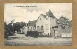 44  MAUVES  LE  BAS  DU  CHEMIN  PAVE - Mauves-sur-Loire