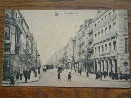 La Rue NATIONALE ( Phono-Photo Tournai / Anno 19?? - Zie Foto Voor Details ) Belgique / France (?) !! - Cartes Postales