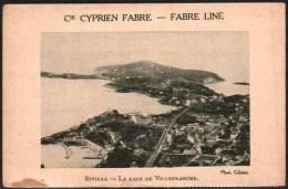 CPA - Villefranche La Rade - Riviera - Cie Cyprien Fabre - Villefranche-sur-Mer