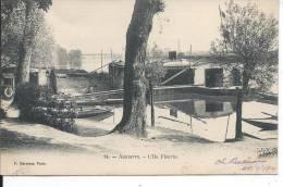 NANTERRE - L'Ile Fleurie - Nanterre