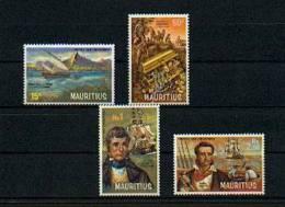 "Mauritius - Mi.Nr. 387 - 390 - ""Piraten Und Freibeuter"" ** / MNH - Mauritius (1968-...)"