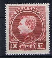 Belgium: OBP 292 MNH/** 1929 - 1929-1941 Big Montenez