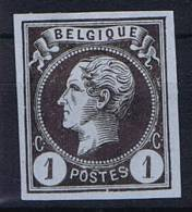 Belgium:  1865 Drukproeven, Proof - Proofs & Reprints