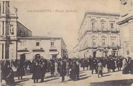 $3-2501 - Caltanissetta - Piazza Garibaldi - F.p. Vg. - Caltanissetta