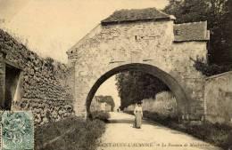 95- SAINT-OUEN-l´AUMONE- Le Ponceau De Maubuisson - Saint-Ouen-l'Aumône