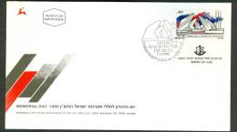 Israel FDC - 1990, Philex Nr. 1157,  Mint Condition - FDC