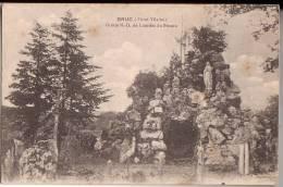 BRUC: Grotte N.D. De Lourdes Du Busson - France