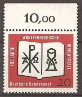 BRD - MI.NR. 382 ** (MS) - Glaube, Religion, Kirche