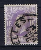 Belgium: OBP 36  Used Obl. 1869 - 1869-1883 Léopold II
