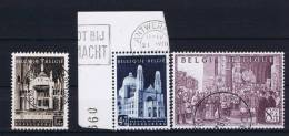 Belgium: OBP 876-878 Used Obl.