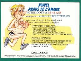 Nouvel Argus De L Amour - Votre Cote à 35-45 Ans - Humor