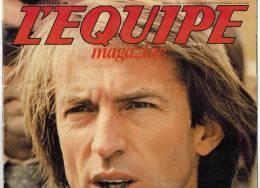 L´ EQUIPE MAGAZINE N° 36 Du 14 Mars 1981 : RETRO F1, FANGIO LOTUS CHAPMAN CLARK RINDT CEVERT TRINTIGNANT PIRONI PLATINI - Sport