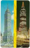 Mexique - Mexico D.F. - Torre Latino Americana - Messico