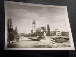 Deutsch Museum München Munich Blick  Allemagne Deutschland  Printed In Germany Postkarte CPM Card - Muenchen
