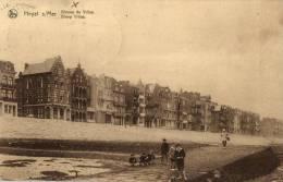BELGIQUE - FLANDRE OCCIDENTALE - HEYST A/ZEE - HEYST S/MER - Groupe De Villas - Groep Villas. - Heist