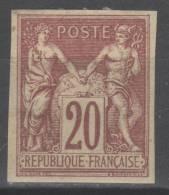 Colonie Française Type Sage N° 34  Neuf * Gomme D'Origine  TTB - Sage