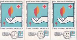 1846. Yugoslavia, 1988, Surcharge, Anti Tuberculosis, CM - 1945-1992 République Fédérative Populaire De Yougoslavie