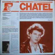 Disque Vinyle 33 Tours Philippe CHATEL Paroles Et Musique N°1 - Vinyles