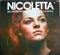Disque Vinyle 33 Tours NICOLETTA Compilation - Vinyles