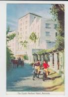 The Castle Harbour Hotel Bermuda 1953 Old PC - Bermuda