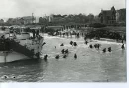 CP14433 - JUNO BEACH - Débarquement De 1944 Sur Les Plages Normandes (Reproduction) - Autres Communes